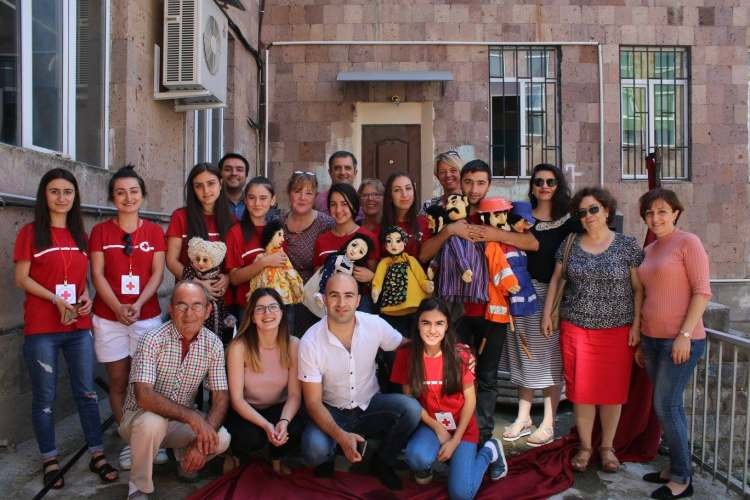 New initiatives for children of Tavush
