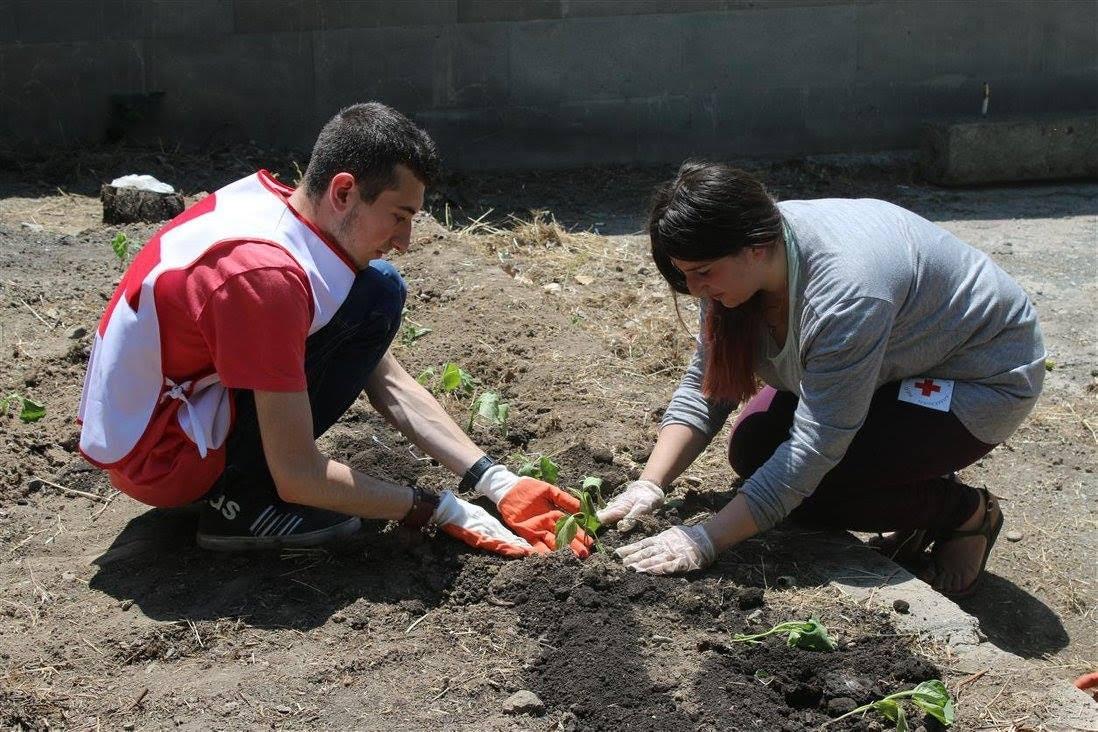 Syrian-Armenian Children's Resilience program in Armenia