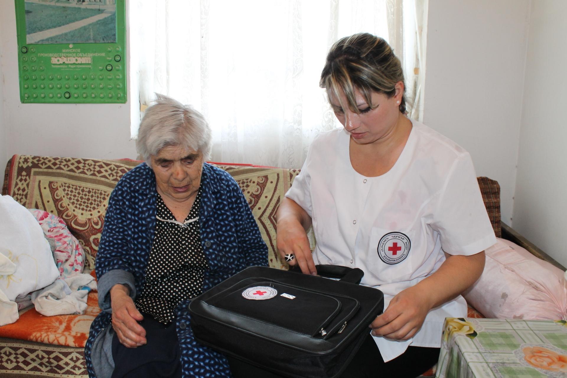Հայաստանում նախկին նացիոնալ-սոցիալիստների զոհերի սոցիալ-հոգեբանական և բժշկական խնամք