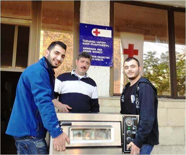 Relief and Empowerment for Syrian Armenians II project