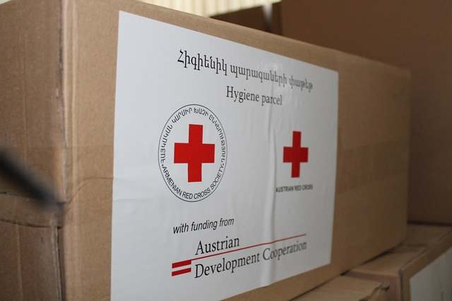 Relief and Empowerment for Syrian Armenians III project