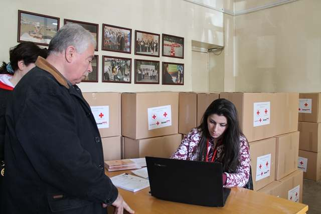 Winterization support for Syrian refugees in Armenia