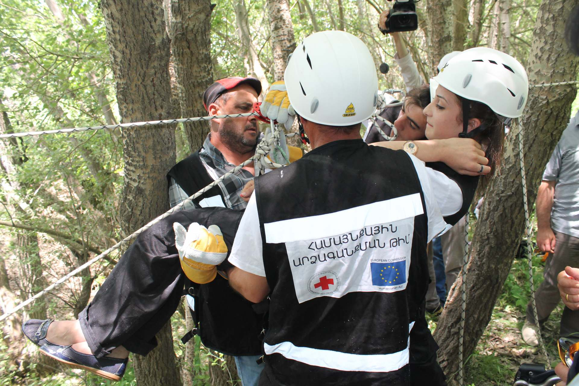 Building Safer Local Communities in South Caucasus
