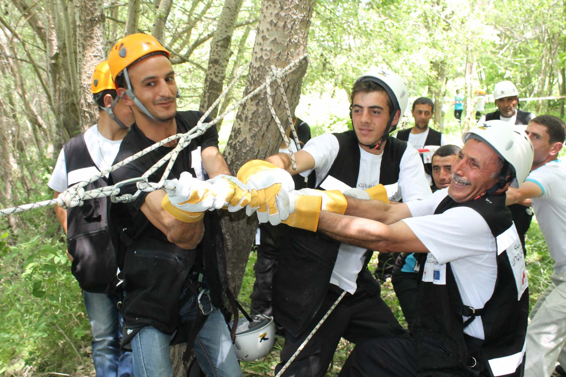 """Building Safer Local Communities in South Caucasus"" project second phase"