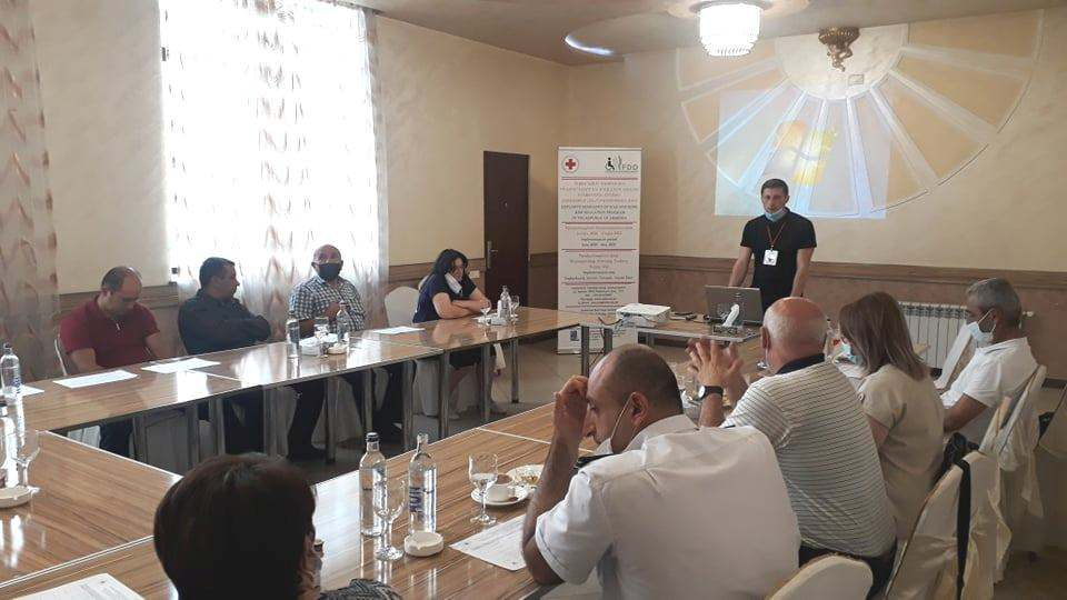 EXPLOSIVE REMNANTS OF WAR &  MINE RISK EDUCATION PROGRAM IN THE REPUBLIC OF ARMENIA