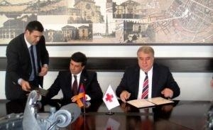Ministry of Emergency Situations and ARCS signed memorandum of understanding