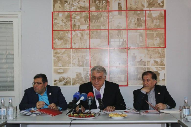 Համագործակցության հուշագիր ՀԿԽԸ և Իրանական Կարմիր մահիկի միջև