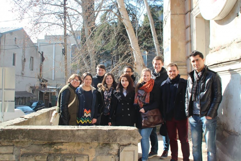 Caucasus Youth Leadership meeting organized for the first time