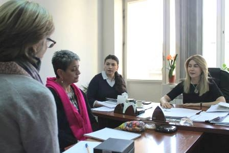 Representatives of Swiss and Monaco Red Crosses visited Armenian Red Cross Society