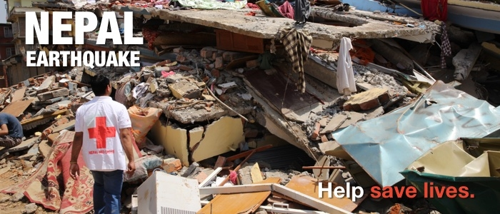 Armenian Red Cross Society initiates fundraising to support affected people in Nepal