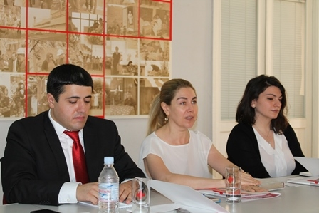 Donatus Kock, Deputy Director, Europe Integration Foreign Affairs, Federal Ministry of Austria visited Armenian Red Cross Society
