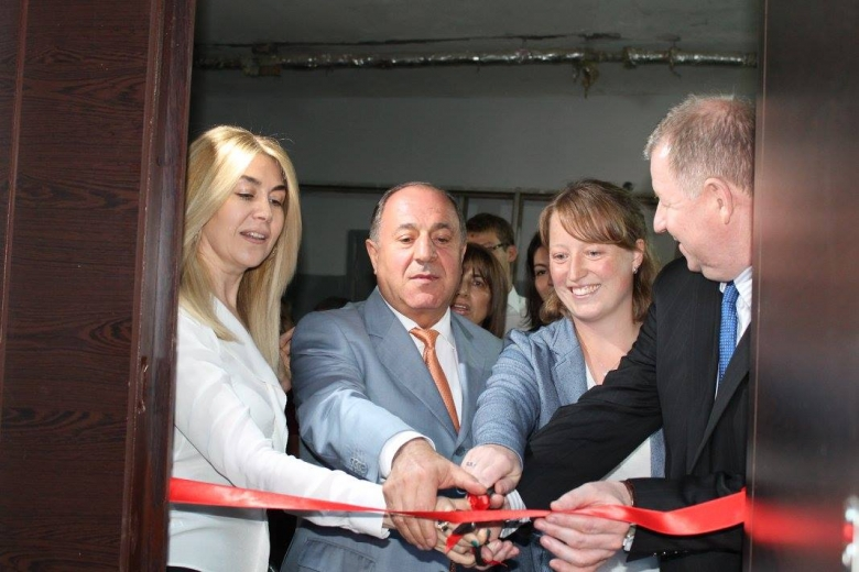 Renovated activity room for the children and elderly in Abovyan dormitory was opened
