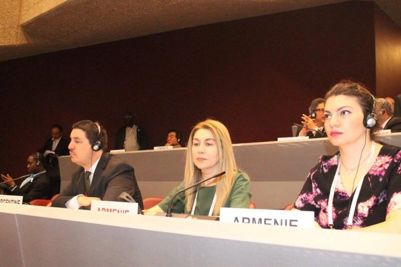 ՀԿԽԸ պատվիրակությունը մասնակցեց ԿԽԿՄ կանոնադրական հանդիպումներին