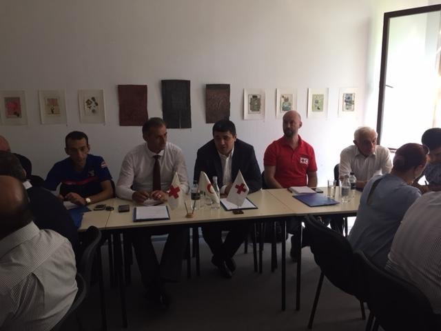Գյումրիում քննարկվեցին սելավից տուժած բնակչությանը մարդասիրական օգնության տրամադրման արդյունքները