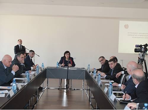 Inter-Agency Commission on Coordination of Syrian-Armenians' Issues holds subsequent session