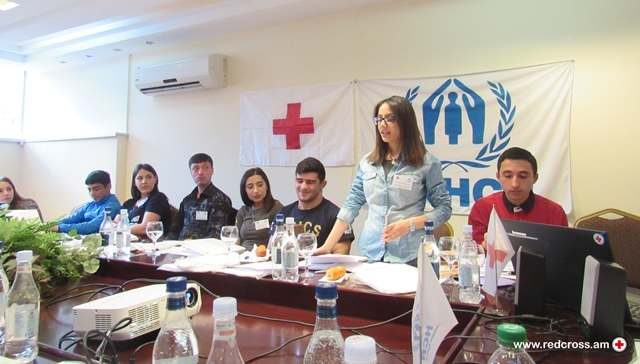 Youngsters discussed Sustainable Development Goals and Gender Issues