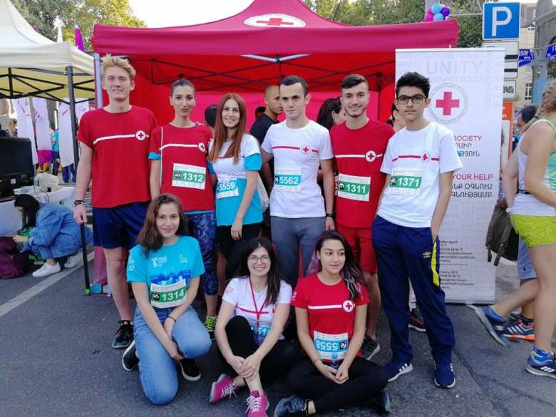 Run with Red Cross