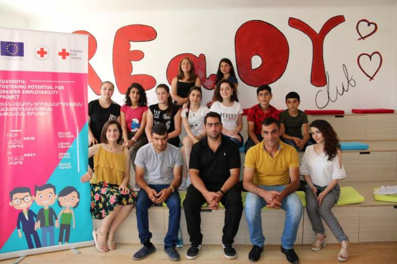 Gavar  Youth «REaDY» club operates at full strength