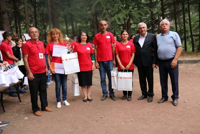 First Aid Regional Competition in Tavsuh