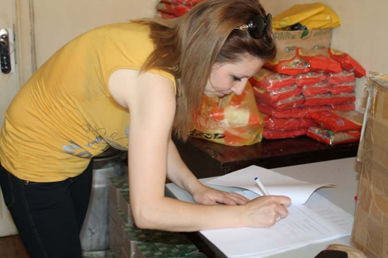 List of Organisations and Services  provided to Syrian Armenians