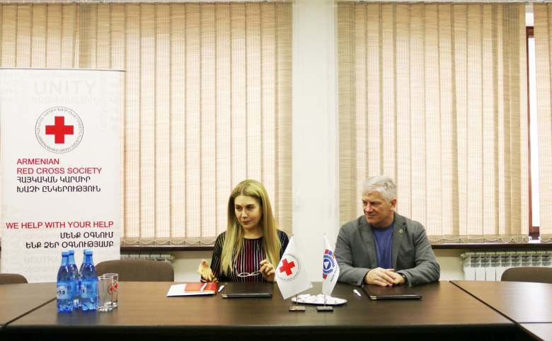 Memorandum for Cooperation with the Russian-Armenian Humanitarian Response Center