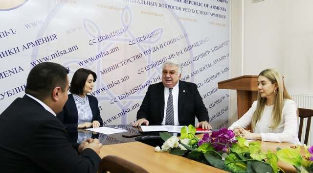 Armenian Red Cross Society will invest AMD 163 millions in  Gyumri Nurse Home