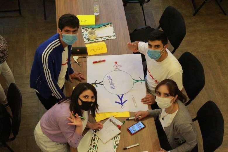 Երիտասարդների կարողությունների զարգացման Ամառային նորարարական ճամբարներ