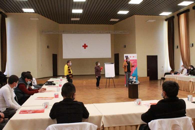 Promoting entrepreneurship.  youth camp