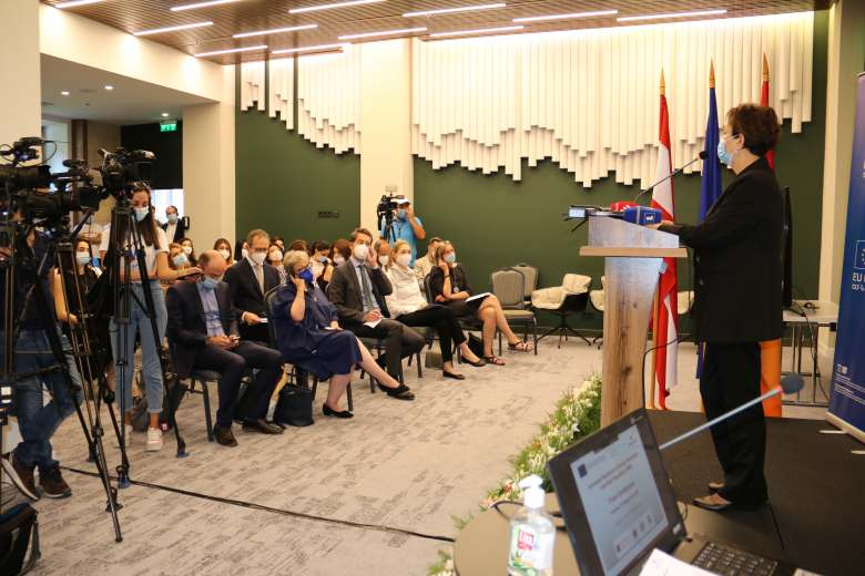 """EU-funded """"Increased Resilience of Syrian Armenians and Host Population"""" (IRIS) programme – Final Conference"""